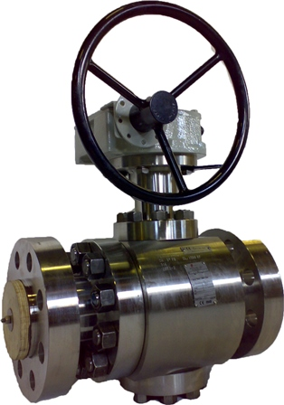 Ball Valve, large bore